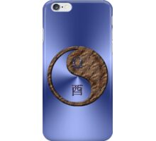 Libra & Rooster Yin Earth iPhone Case/Skin