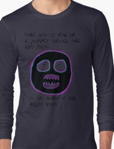 The Mighty Boosh - Time and Space Long Sleeve T-Shirt