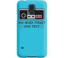 Never Forget Your First Nintendo Samsung Galaxy Case/Skin