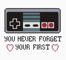 Never Forget Your First Nintendo by popculture