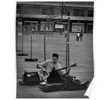 Guitarero Poster