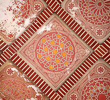 arabic ceiling by alixlune