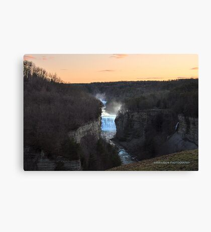 Letchworth State Park XIII Canvas Print