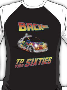 Back to The Sixties - Austin Powers T-Shirt