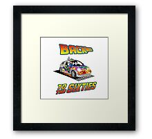 Back to The Sixties - Austin Powers Framed Print