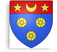 Longueuil Coat of Arms  Canvas Print