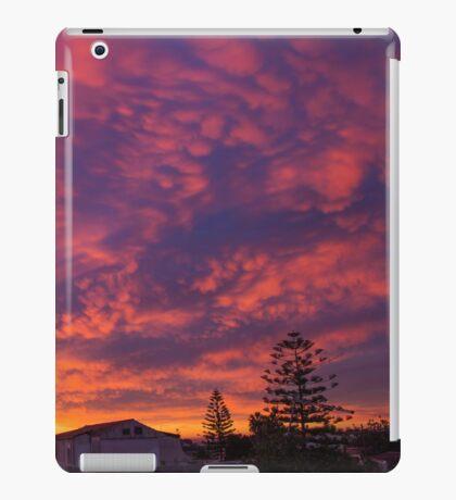 sky colours iPad Case/Skin