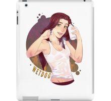 WETDOG Ruby Lucas iPad Case/Skin