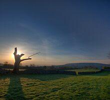Yorkshire Sunrise by Paul Thompson Photography