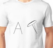 Attack(with white shapes) T-Shirt