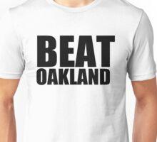 San Francisco Giants - BEAT OAKLAND Unisex T-Shirt