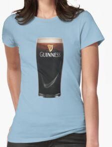 Guinness Beer Womens Fitted T-Shirt