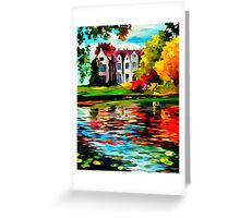 Crawley - West Sussex, England Greeting Card