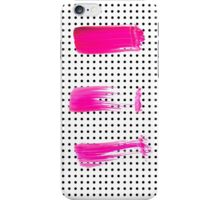 Pink Strokes iPhone Case/Skin