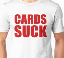 Cincinnati Reds - CARDS SUCK Unisex T-Shirt