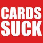 Cincinnati Reds - CARDS SUCK by MOHAWK99