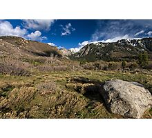 Bell's Canyon in Utah Photographic Print