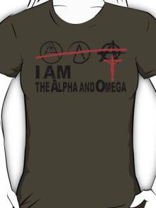 ALPHA OMEGA - THE GREAT PRETENDERS T-Shirt