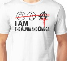 ALPHA OMEGA - THE GREAT PRETENDERS Unisex T-Shirt