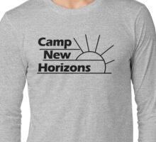 Sleepaway Camp 3 Teenage Wasteland - Camp Horizon Shirt Long Sleeve T-Shirt