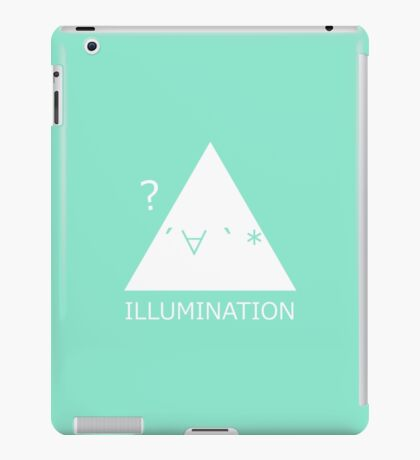 Illumination ? iPad Case/Skin