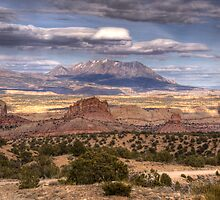 Henry Mountains  by rjcolby
