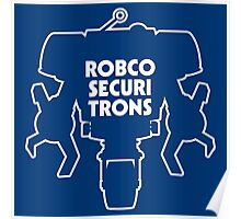 RobCo Securitrons Poster