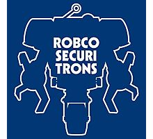 RobCo Securitrons Photographic Print
