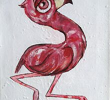 Flamingo by animatorpager