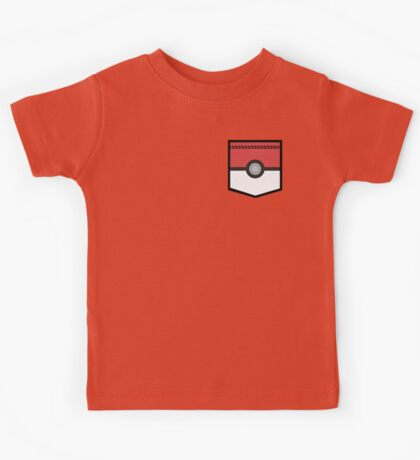 PocketMon Trainer (Pokemon) Kids Tee
