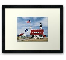 Light Winds Framed Print