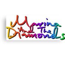 Marina And The Diamonds Canvas Print