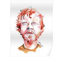 Ed Sheeran Bloodstream Poster