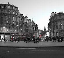 Wanderlust in London by thelist