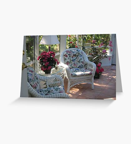 Ready for a Perfect Cup of Tea! Greeting Card