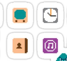Super Mario iPhone Screen Sticker