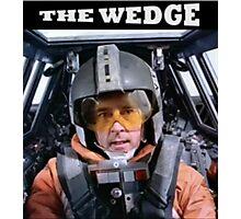 The Wedge Photographic Print
