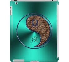 Libra & Dog Yang Earth iPad Case/Skin