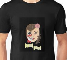 Beauty is Only Skin Deep (Black) Unisex T-Shirt