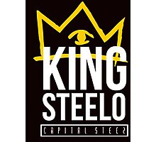 King Steelo Capital Steez Photographic Print
