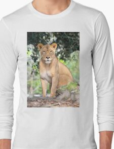 Proud Lioness Long Sleeve T-Shirt