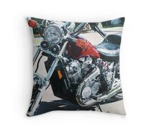 Shadow 700 Throw Pillow