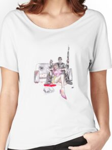 Expendable Librarian Women's Relaxed Fit T-Shirt