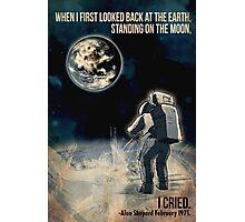 Astronaut NASA Alan Shepard Photographic Print