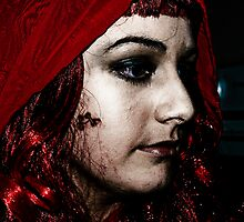 Little Red Riding Hood by Kimberley Barton