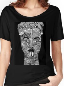 African Woman  Women's Relaxed Fit T-Shirt