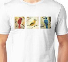 """Birds"" Unisex T-Shirt"
