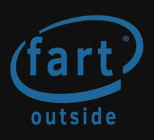 Fart outside Kids Clothes