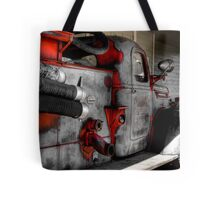 The Red Pops.... Tote Bag