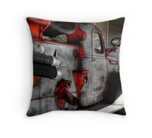 The Red Pops.... Throw Pillow